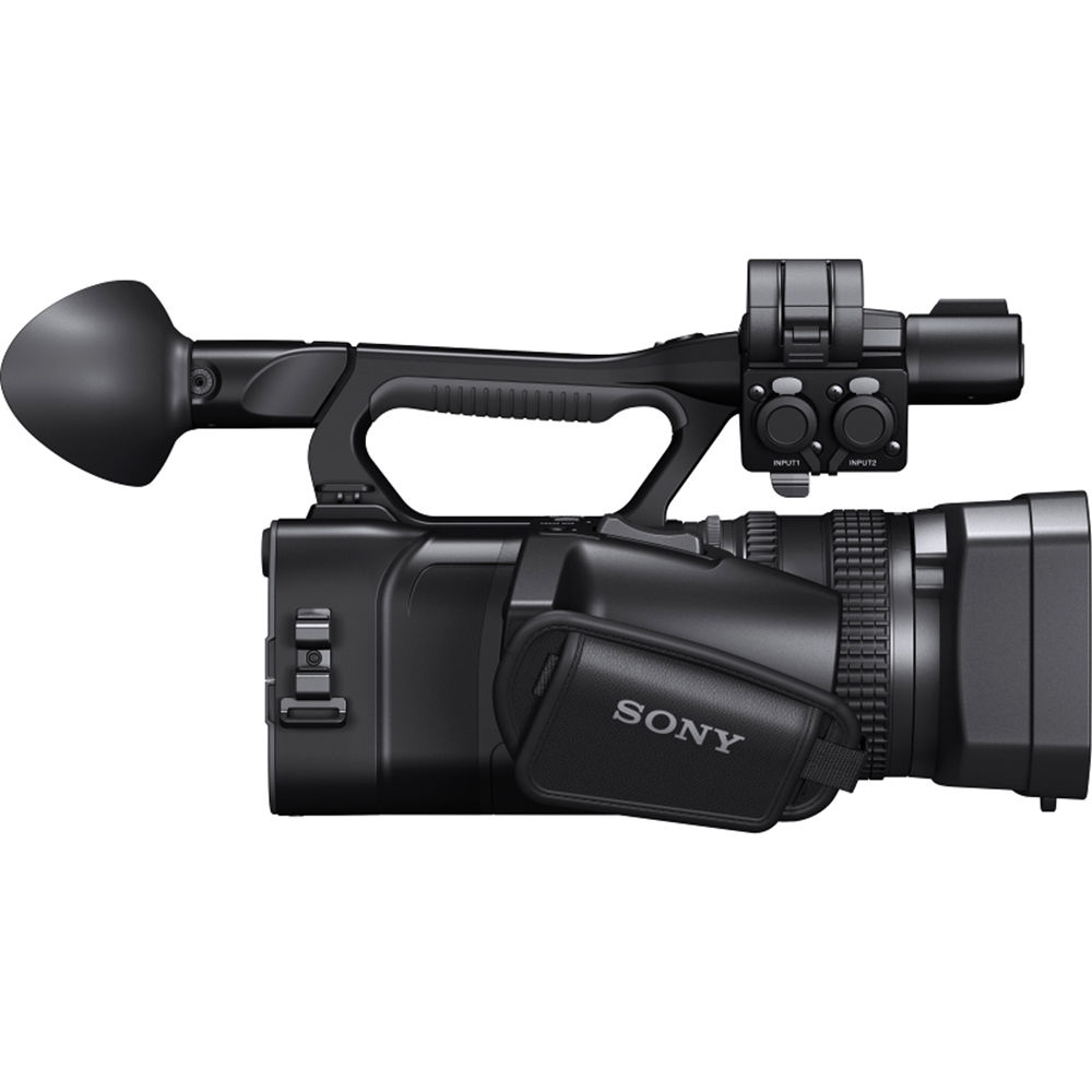 sony hxr nx100 professional low end handy camcorder. Black Bedroom Furniture Sets. Home Design Ideas