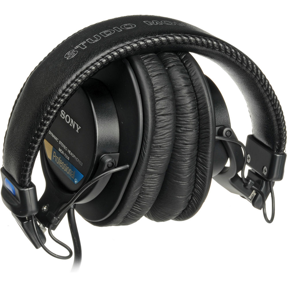 sony mdr 7506 1 professional headphone closed back. Black Bedroom Furniture Sets. Home Design Ideas
