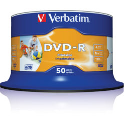 verbatim-dvd-r-16x-50pk-printable-non-branded-spindle