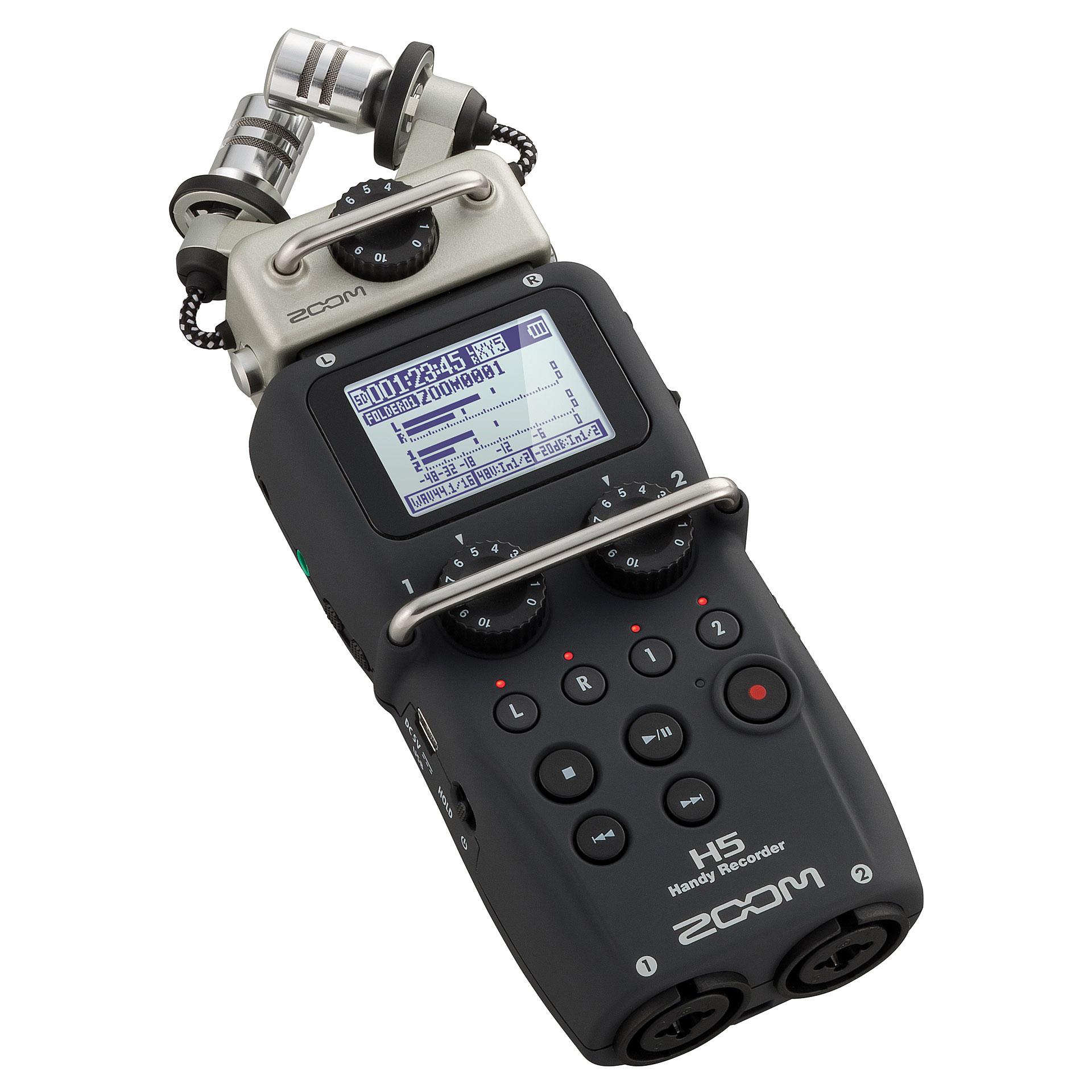 Zoom H5 Digital Recorder – Camerakit ie