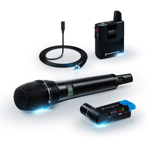 Sennheiser Avx Digital Wireless Microphone System Me2 835 Combo Set : sennheiser avx combo set ~ Russianpoet.info Haus und Dekorationen