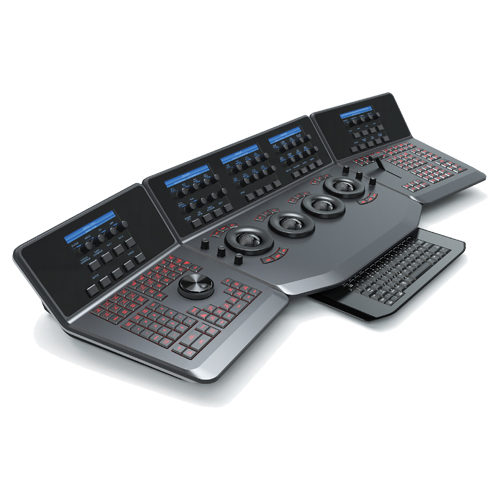 Blackmagic Design DaVinci Resolve Advanced Panel - Includes Resolve Software