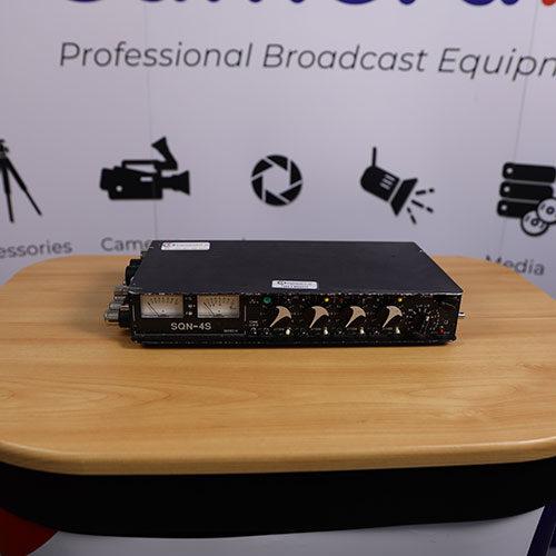 SQN-4S Audio Mixer - Ex Hire