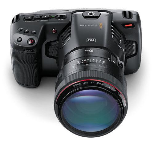 Blackmagic Design Pocket Cinema Camera 6K – Camerakit ie